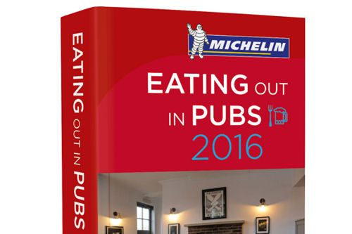 Michelin - Eating out in Pubs - 2017